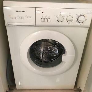 Πλυντήριο ρούχων BRAND σε άριστη κατάσταση