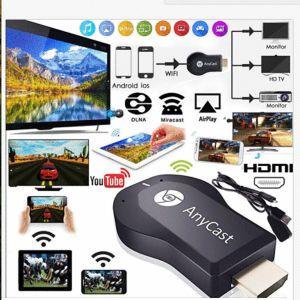 ) AnyCast WiFi   Δέκτης τηλεόρασης Δέκτης ραδιοκυμάτων WiFi Οποιαδήποτε κονσόλα HDMI Dongle Wireless Wireless Receiver
