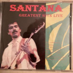 Santana Greatest Hits Live
