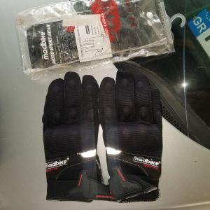 Γάντια μοτοσικλέτας