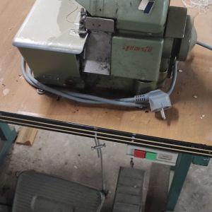 Πωλείται Επαγγελματικός Κοπτοράπτης /Overlock industrial, YAMATO DCY-251A /Σε Άριστη Κατάσταση