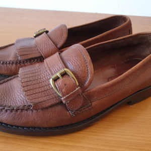 Coach Leather shoes Αυθεντικά Ανδρικα παπουτσια size 42 (8.5) made in Brazil