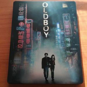 Oldboy Steelbook Blu-ray