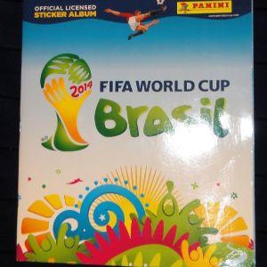 Album PANINI Fifa world cup Brazil