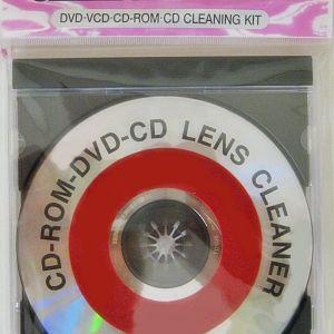 CD LENS CLEANER - DRY SYSTEM