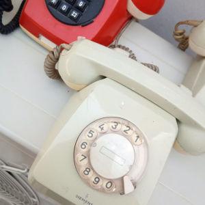 τηλέφωνο αντίκα πια