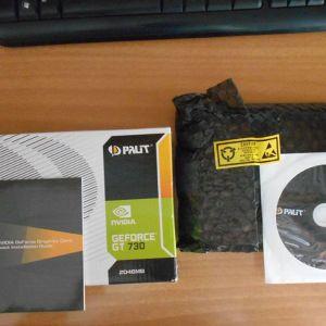 Palit GeForce GT 730 2GB DD3
