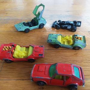 Polfi toys ελληνικά αμαξακια