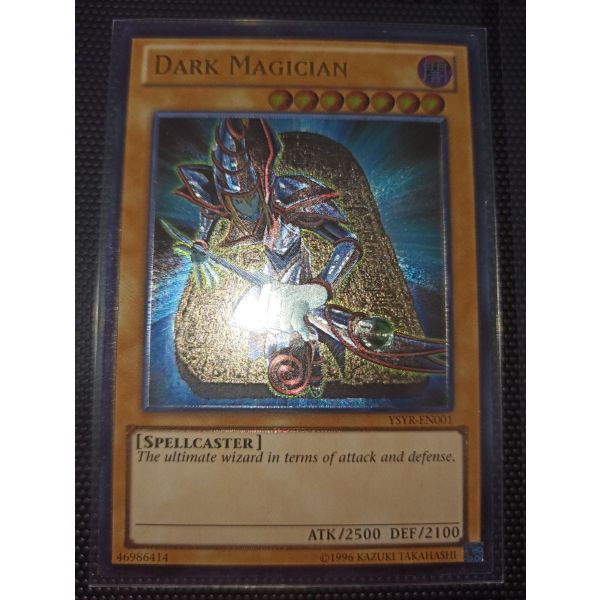 Dark Magician karta Yu-Gi-Oh!