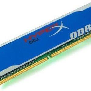 Gaming Ram Kingston HyperX 6GB 2x3 6GB DDR3 1333MHZ