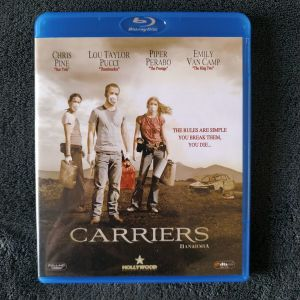Carriers (2009) [Blu-ray]