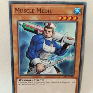 MUSCLE MEDIC - YuGiOh
