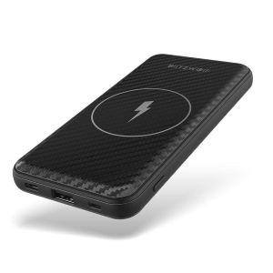 Power BANK 10000 mah wireless charging