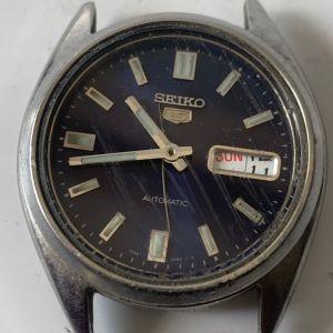 Seiko 5 7S26-3040 Vintage Mechanical Automatic Men's Watch with 7S26A Caliber μηχανικό αυτόματο ρολόι χειρός