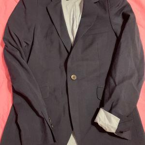 σακάκι Zara μπλε