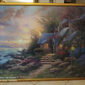 Πίνακας κάδρο puzzle 6.000 κομμάτια