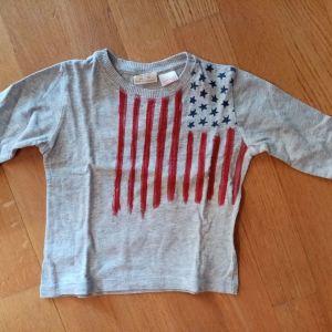 Zara baby μπλουζα για 9-12μηνων