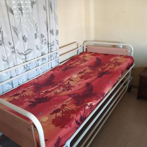 Κρεβάτι νοσοκομειακό ηλεκτρονικό