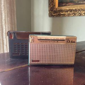 Vintage Transistor-8 HIFI De Luxe TOHO Ραδιόφωνο, Made in Japan