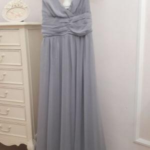 100% Silk φορεμα maxi