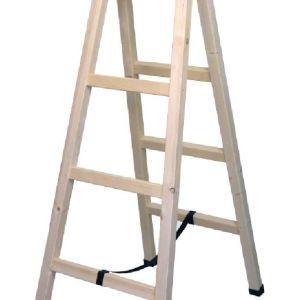 Ξύλινη σκάλα 1,50μ.