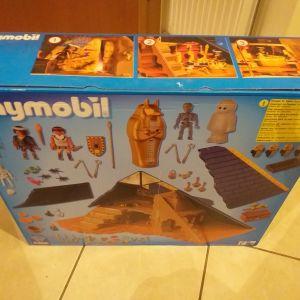 Playmobil πυραμιδα