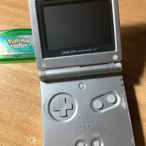 Nintendo GAME BOY ADVANCE SP - Pokemon Emerald Version