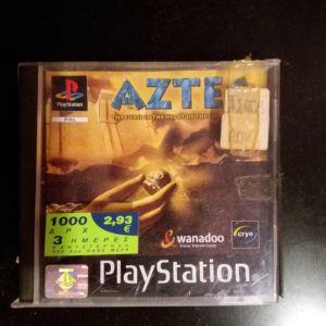 ps1 game Aztec