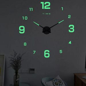 ρολόι τοίχου φωσφοριζε