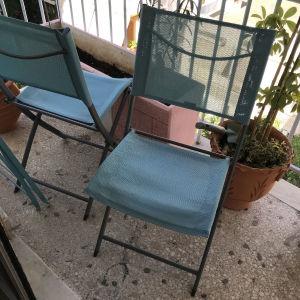 Καρέκλες μπαλκονιού