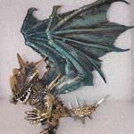 Φιγουρα Φαντασιας Golden Dragon