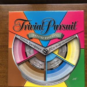 Επιτραπεζιο Trivial Putsuit καινούργιο αχρησιμοποίητο