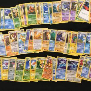 Πωλείται συλλογή με 70 κάρτες Pokemon σε άριστη κατάσταση. (2007-2008)