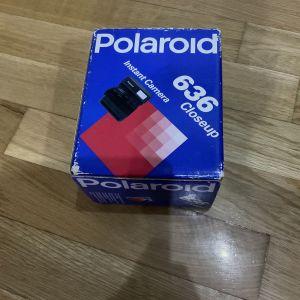 Φωτογραφική μηχανή Polaroid 636 closeup