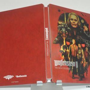 Wolfenstein ΙΙ: The New Colossus steelbook