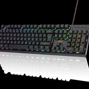 πληκτρολόγιο adx και ποντίκι razer deathadder v2