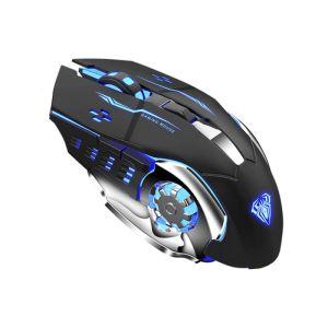 Ασύρματο Gaming Ποντίκι Aula SC100, Μαύρο