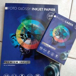 Χαρτί Εκτύπωσης Για Φωτογραφίες