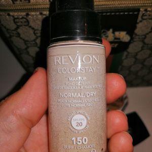 Makeup Revlon colorstay buff/chamois
