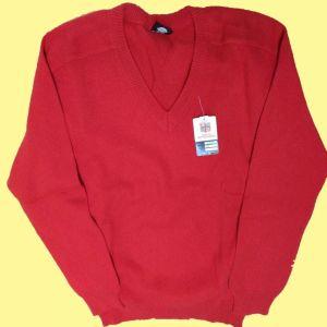 Vintage μάλλινη μπλούζα 80s