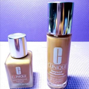 Clinique makeup & concealer