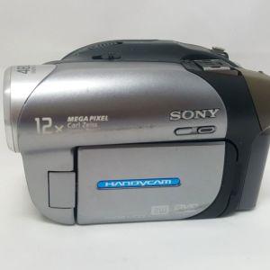 Βιντεοκάμερα Sony DCR-DVD202E PAL Handycam με οπτικό ζουμ 12Χ