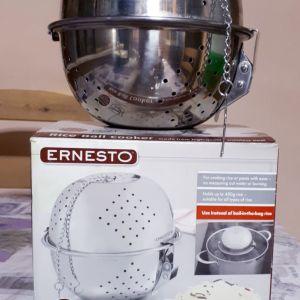 Ernesto Βραστήρας ριζιού/ζυμαρικών
