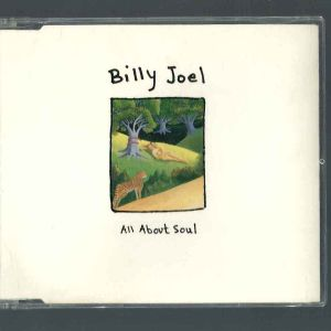 CD - Billy Joel - All About Soul