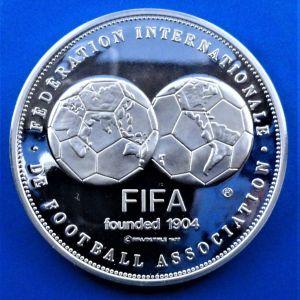 Μετάλλιο FIFA 1986 ασημένιο ---Medal FIFA MEXICO 1986 World Cup Silver