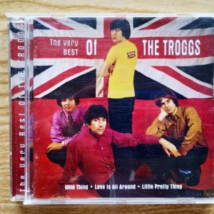 CD TROGGS - The Very Best Of Troggs Classic Garage Rock
