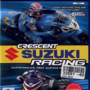 SUZUKI RACING - PS2