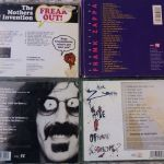 Frank Zappa συλλογή cd