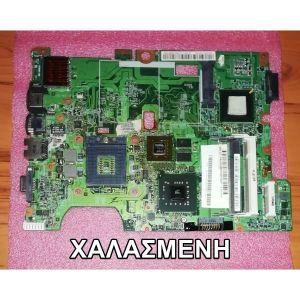 Μητρική 488338-001 Compaq Presario cq70-150ev (χαλασμένη)