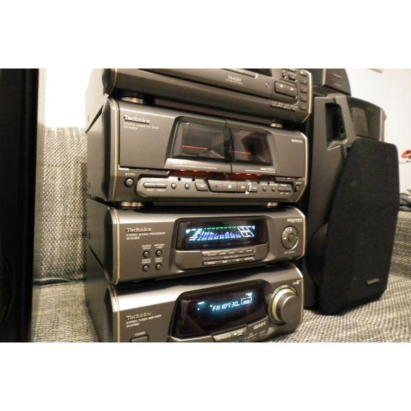 polite ichosistima TECHNICS SH-EH500 SL-EH500 SA-EH500 SR-EH600